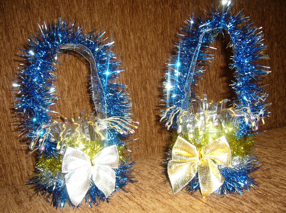 Фонарики готовы с новым годом