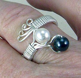 Украшения кольцо своими руками