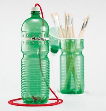 Для дачи своими руками из пластиковых бутылок