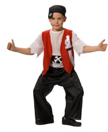Костюм своими руками пират